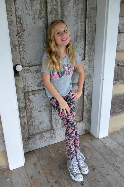 Tween Fall Trends From P.S. Aeropostale | Blonde Mom Blog
