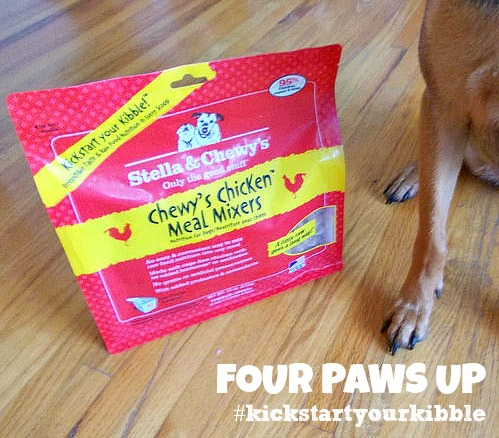 Chicken Meal Mixer Stella & Chewys