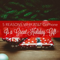 AT&T #GoPhoneHoliday