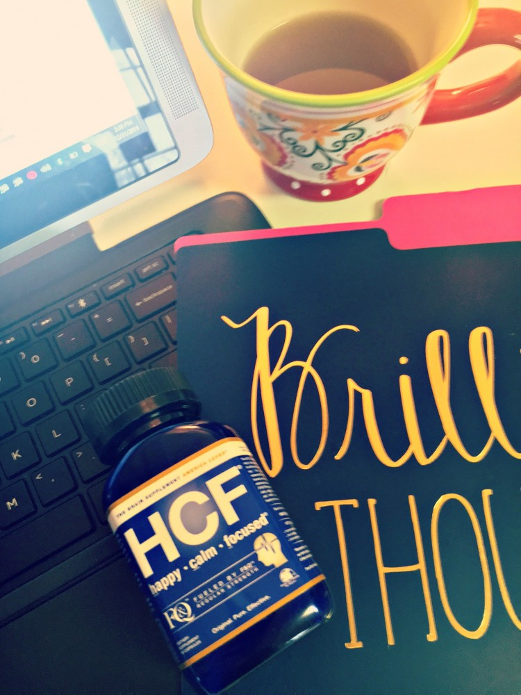 Brain Focus Supplement