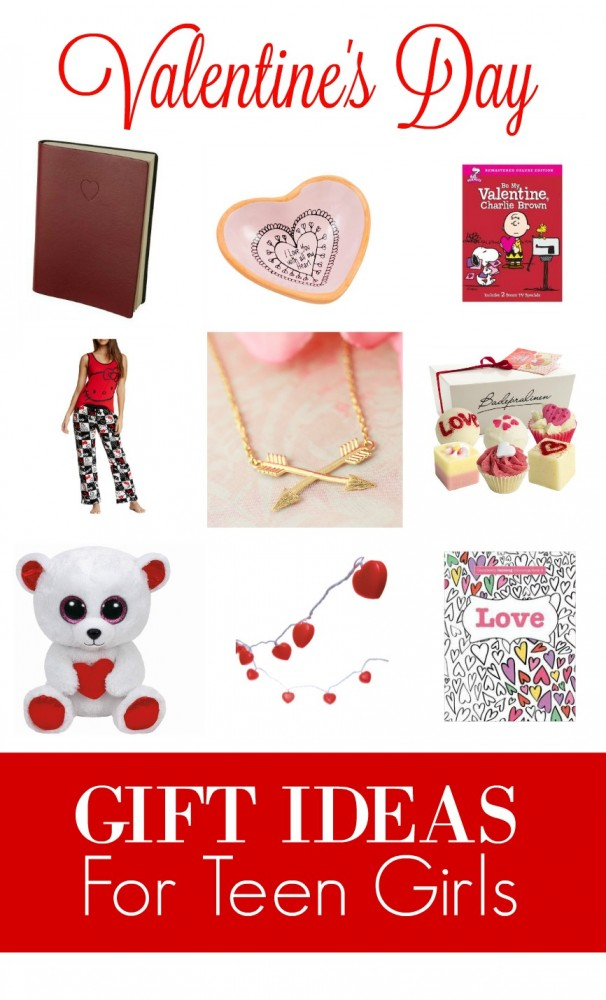 valentine's day gift ideas for girls beyond chocolate and flowers, Ideas