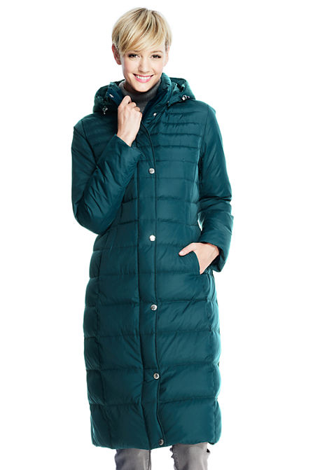 lands end coat