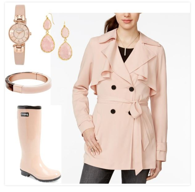 Blush Fashion Trend