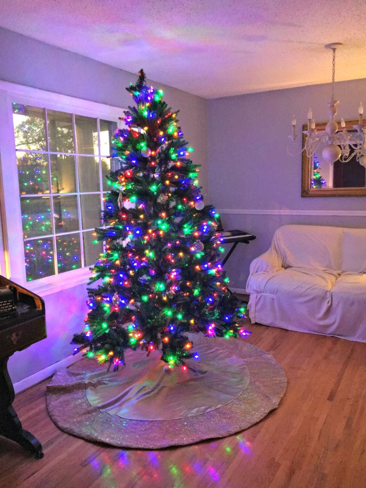 artificial christmas trees from tree classics are