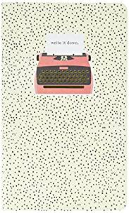 retro-pink-typewriter-journal