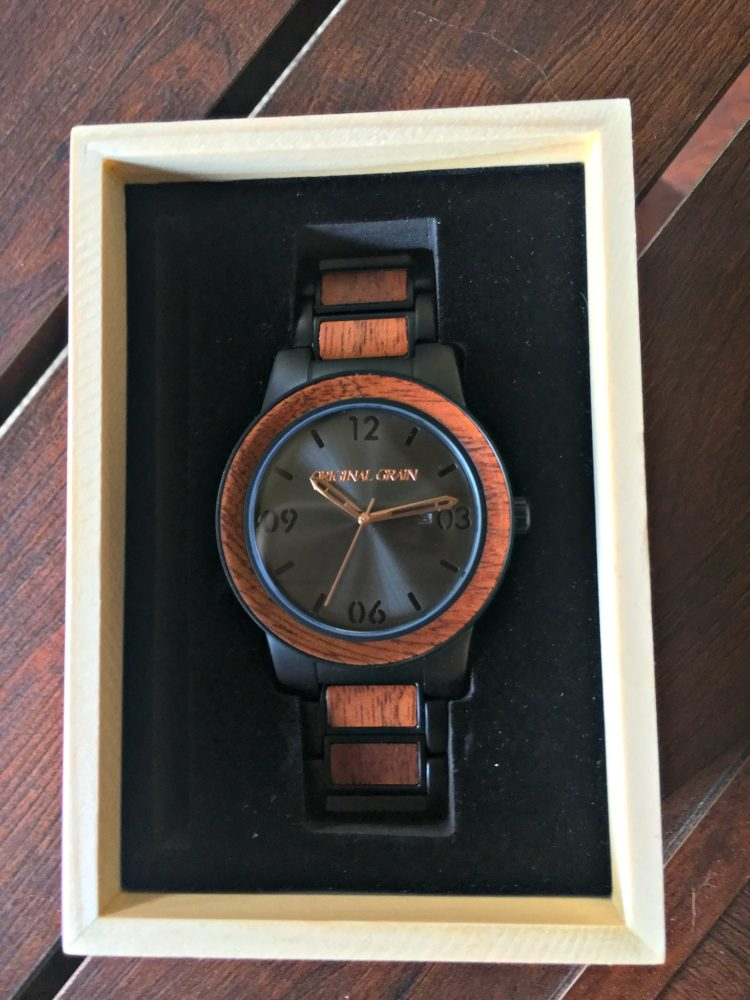 barrel the kickstarter watch projects original watches by grain originalgrain w made whiskey handcrafted wood