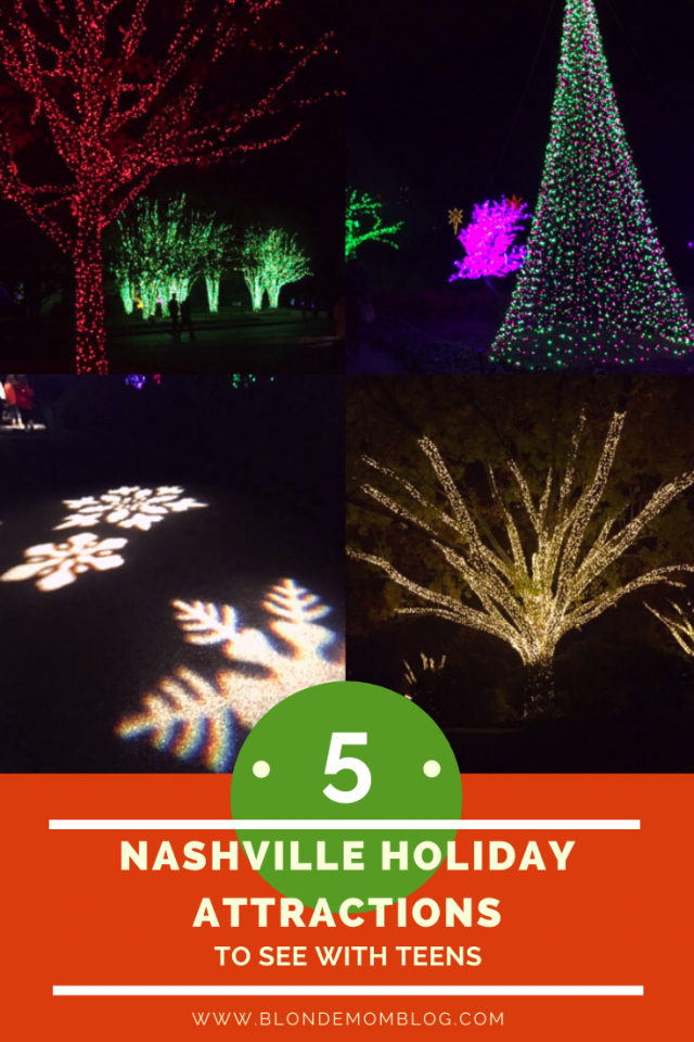Nashville Christmas family fun