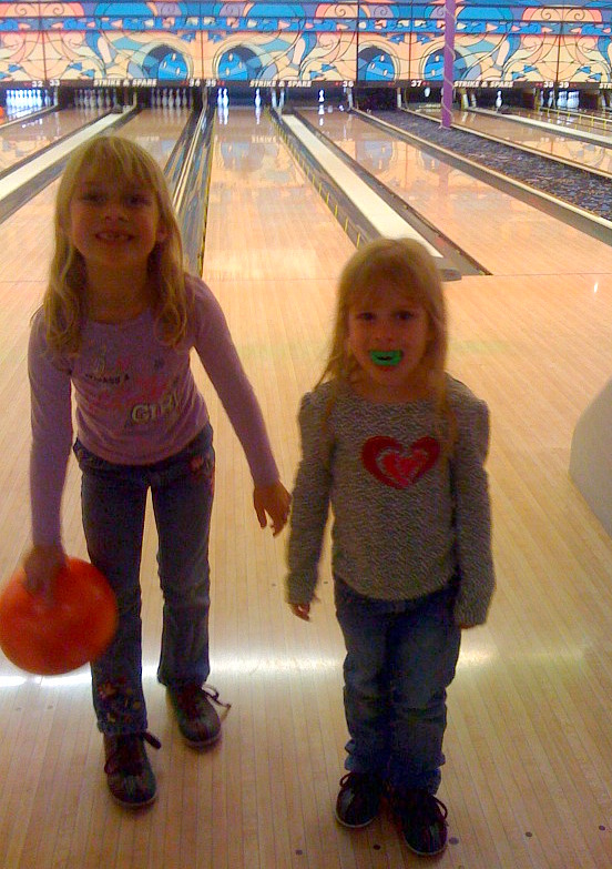 Bowling, The Bachelor, And The Boss | Blonde Mom Blog