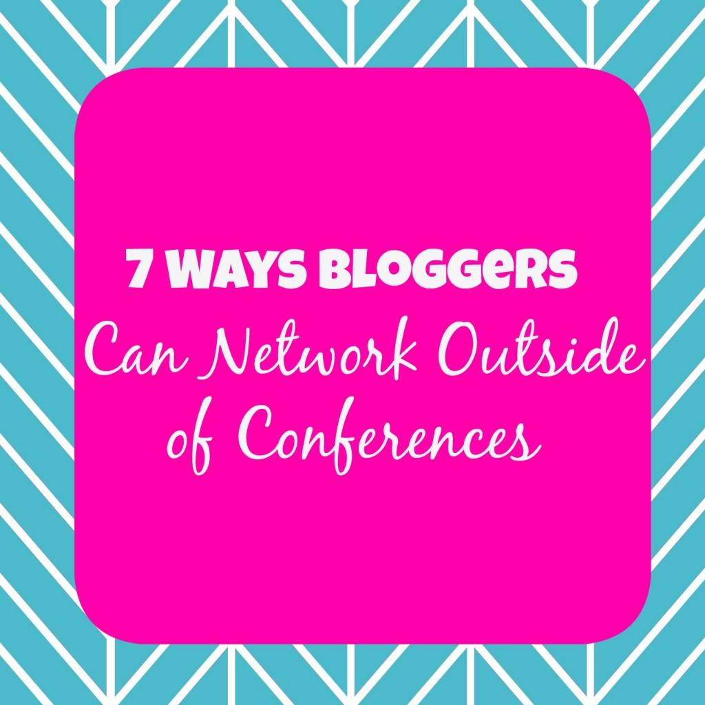 bloggers networking tips