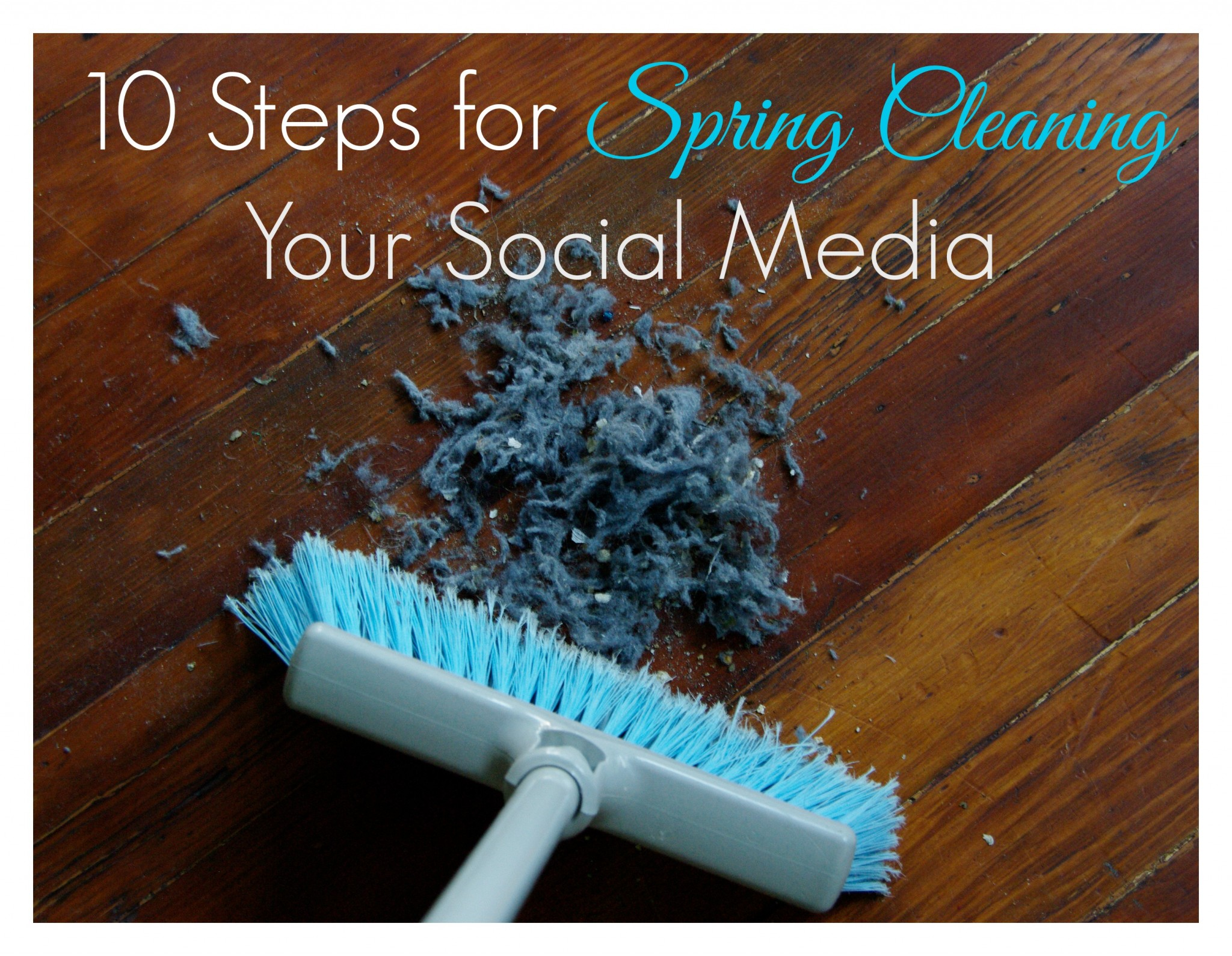 spring clean your blog