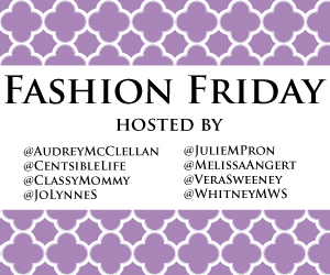 fashion friday blog linky