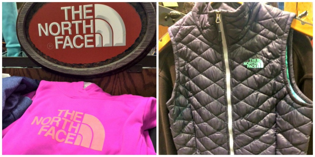 North Face Girls