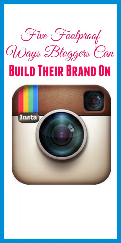 build a brand on Instagram tips
