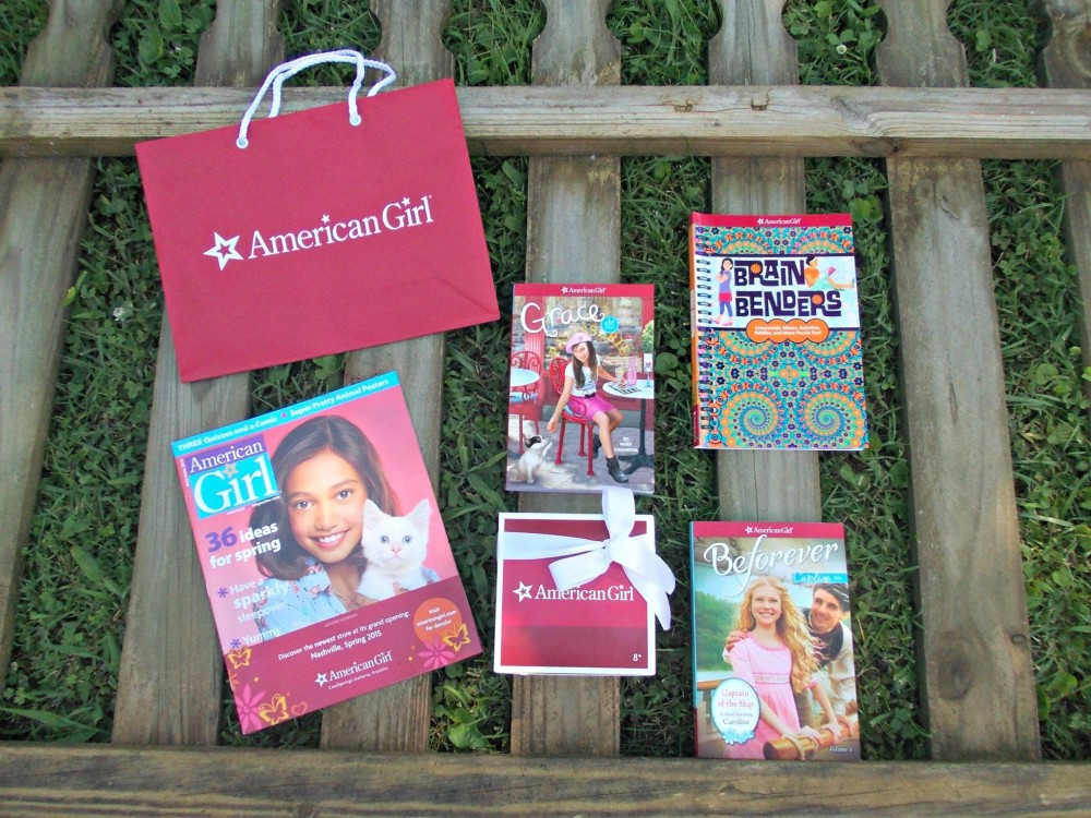 American Girl Nashville Grand Opening Giveaway