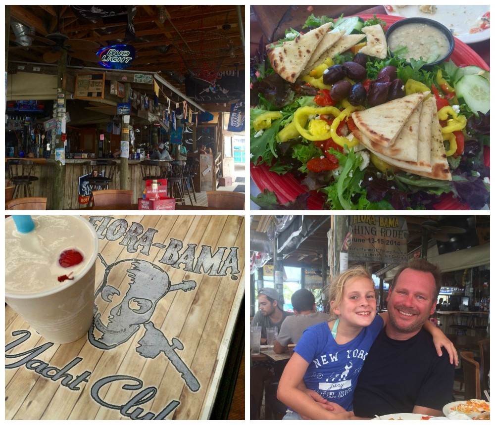 Flora Bama Yacht Club Waterfront Restaurant