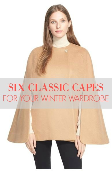 Classic Capes for Winter