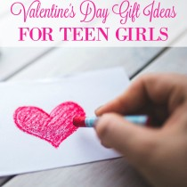 Valentine's Day Gift Ideas for Teen Girls