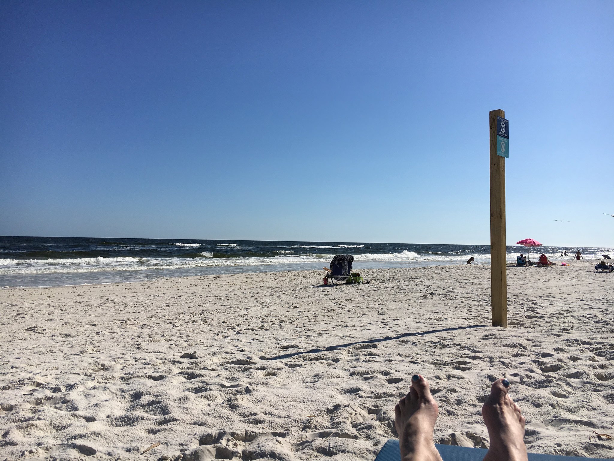 Gulf Shores Water