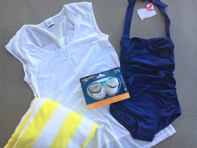 speedo summer swim essentials