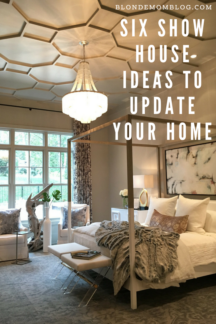 show house ideas to update your home tips