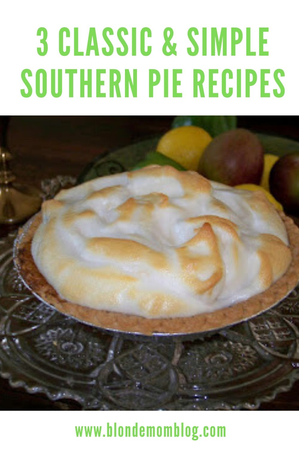 Southern pie recipes